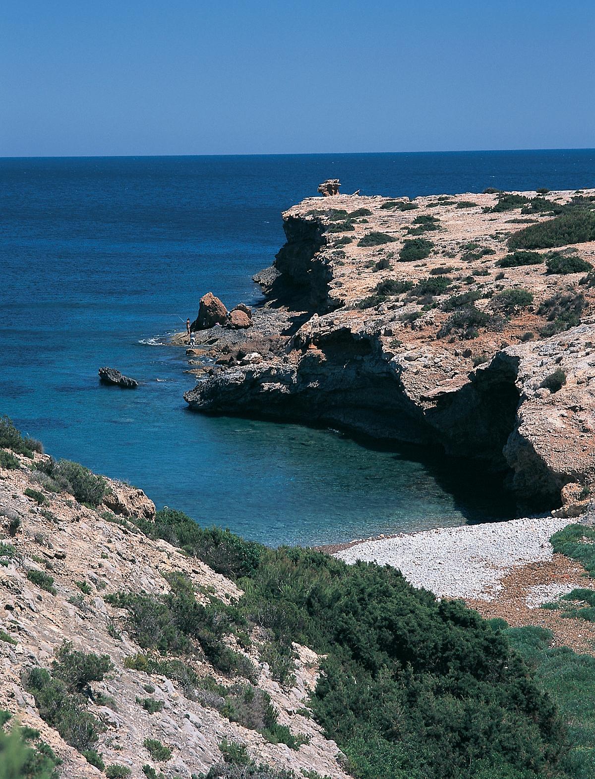 Santa Eulalia Cap Martinet