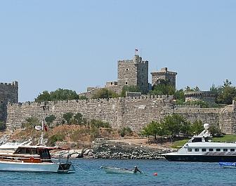 Turecko - Bodrum