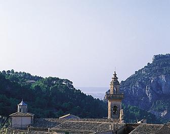 Západ ostrova Mallorca