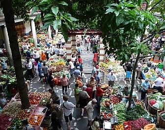 Funchal Mercado dos Lavradores