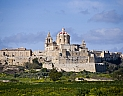 Mdina from outside by Mario Galea