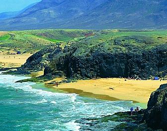 Lanzarote Playas del Papagayo