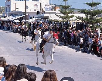 Pyli Horse races