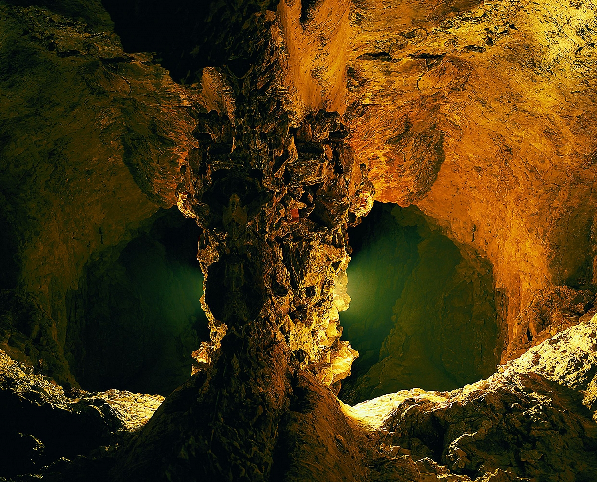 Lanzarote Cueva de los Verdes