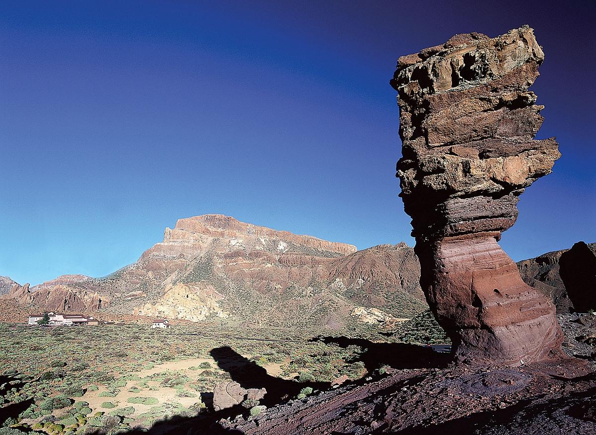 Narodni Park Teide Rocques de Garcia