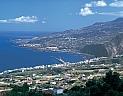 La Palma Santa Cruz vista