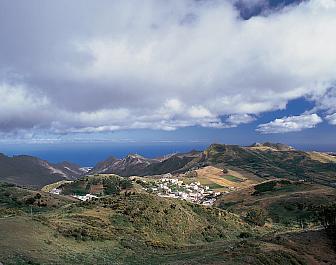 Santa Cruz de Tenerife Parque Rural Anaga