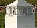 Bodrum Mausoleom Model