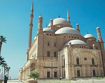 Alabastrová mešita