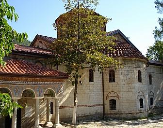 Bačkovský klášter