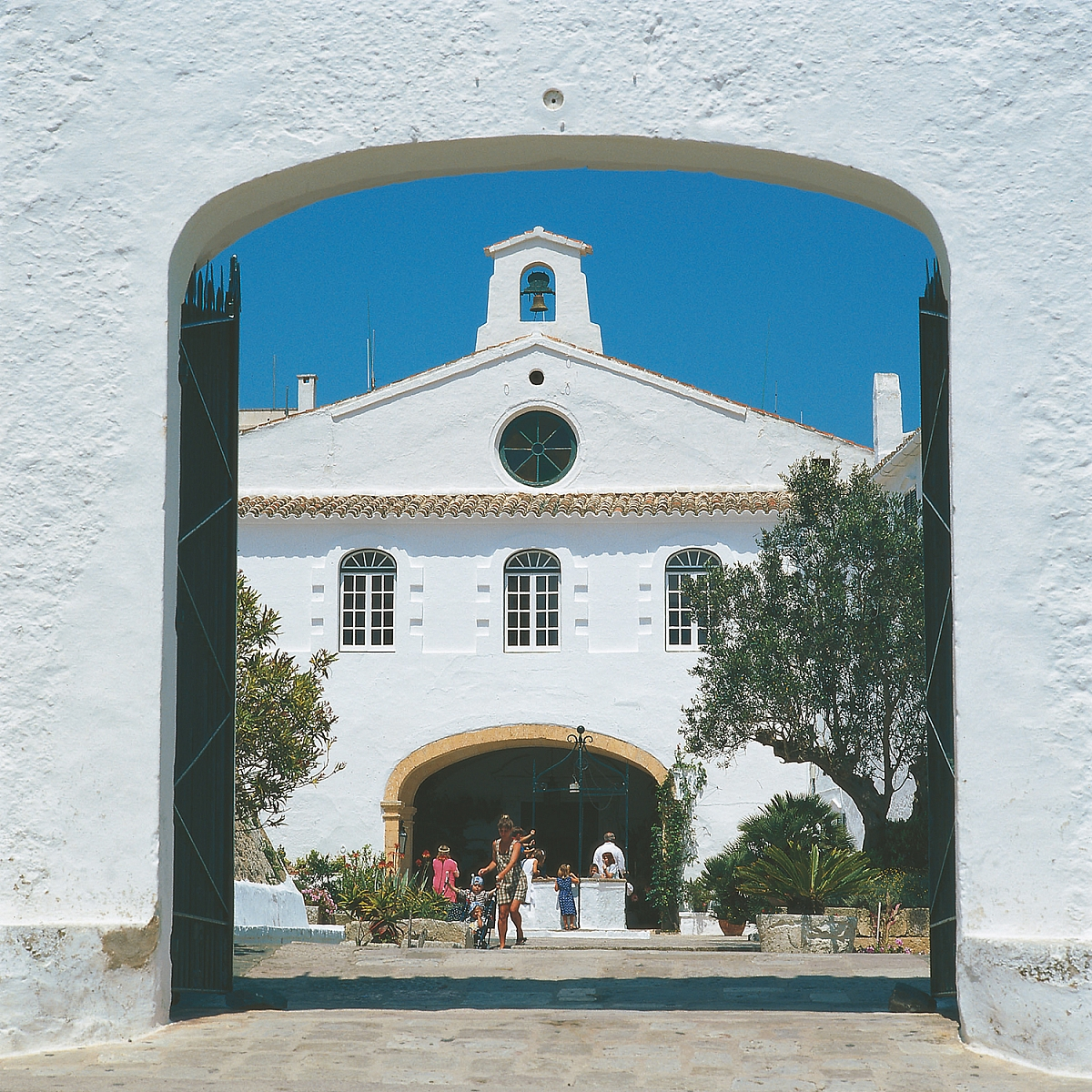Mercadal Santuario del Toro