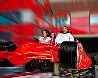 Ferrari World Abú Dhabi