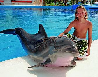 Delfinárium Alanya