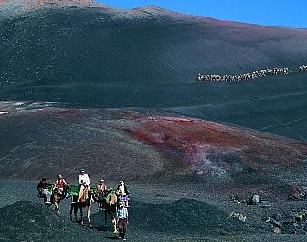Putování po jižních vulkánech