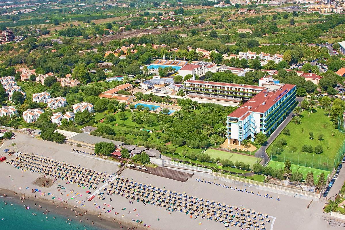 Unahotels naxos beach ex atahotel it lie ck fischer - Hotel ai giardini naxos ...