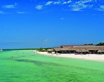 Katamarán Seafari Cayo Blanco