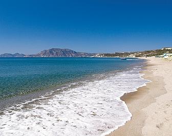 Pobřeží pláží