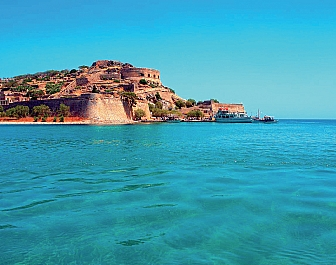 Ostrov Spinalonga