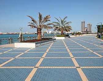 Abú Dhabi Corniche