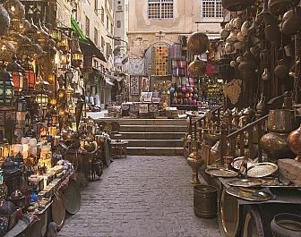 Bazar Chán el-Chalílí