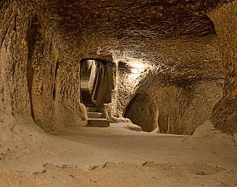 Jeskyně sedmispáčů