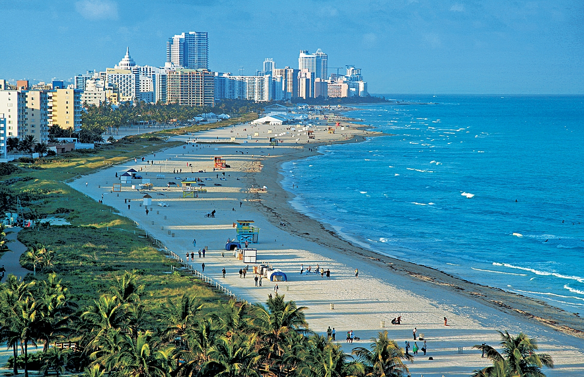 Florida v okolí Fort Lauderdale