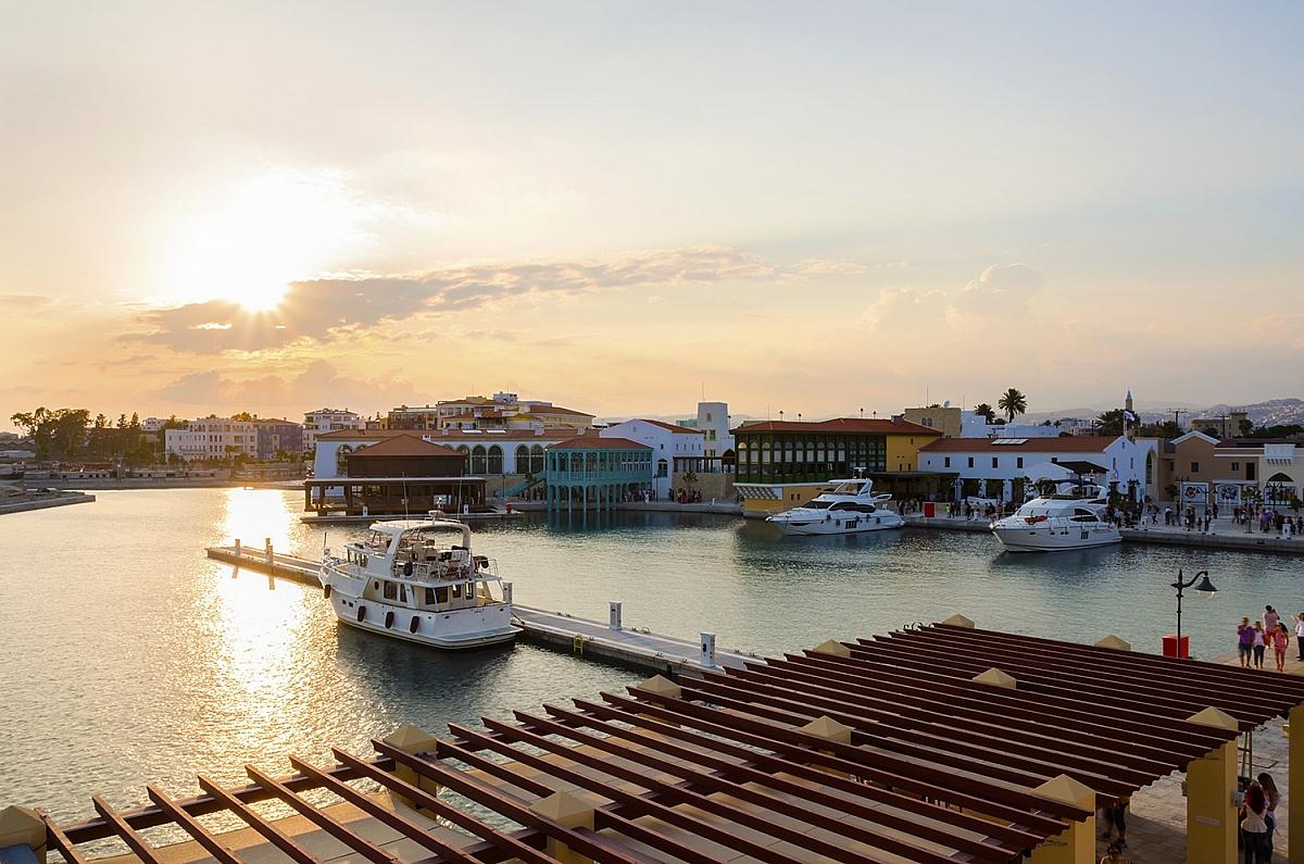 Limassol a jeho přístav