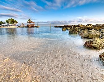 Atlantik u bahamského Nassau