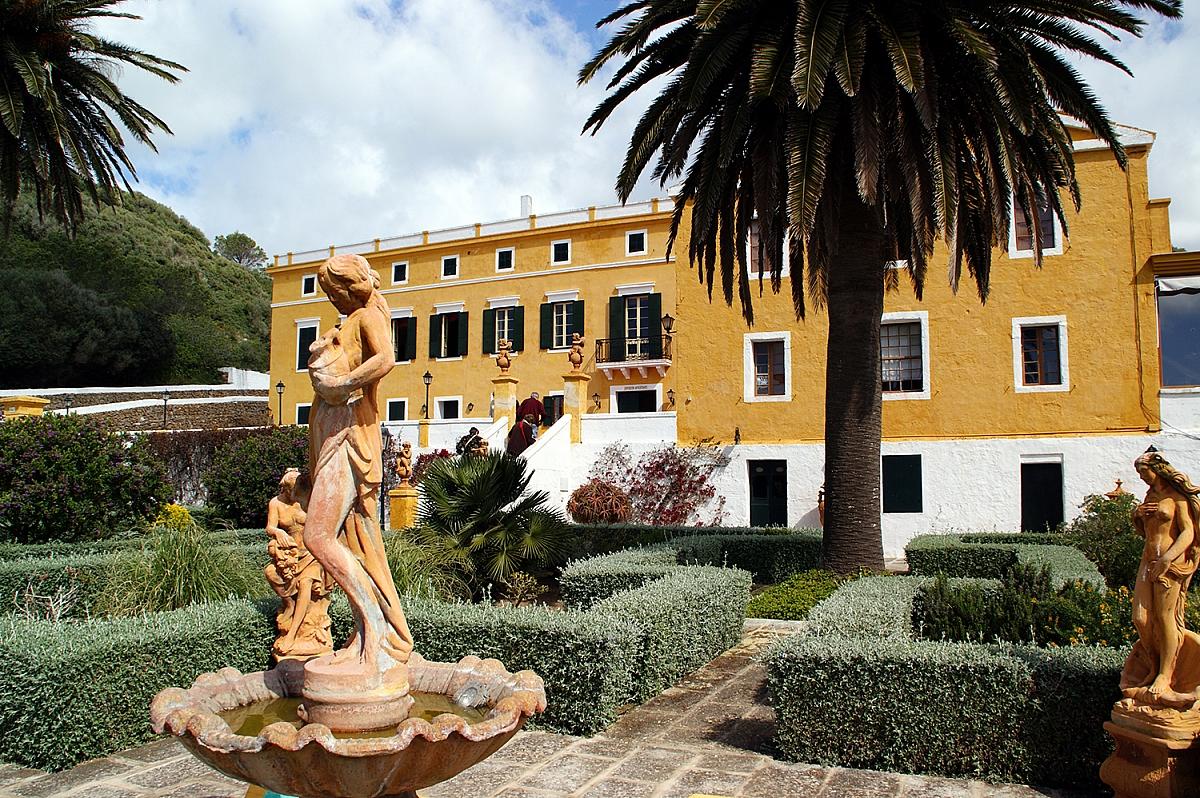 Ferreries na baleáské Menorce