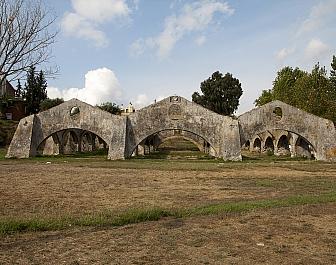 Gouvia, Korfu, Řecko