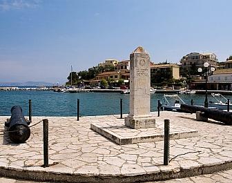 Letovisko Kassiopi na Korfu