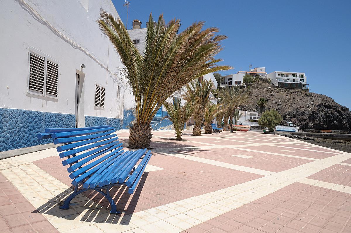 Atmosféra Las Playitas na ostrově Fuerteventura, Kanárské ostrovy