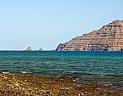 La Graciosa, severní Lanzarote