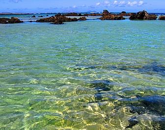 Pláž Orzola, La Graciosa