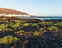 Orzola, severní Lanzarote