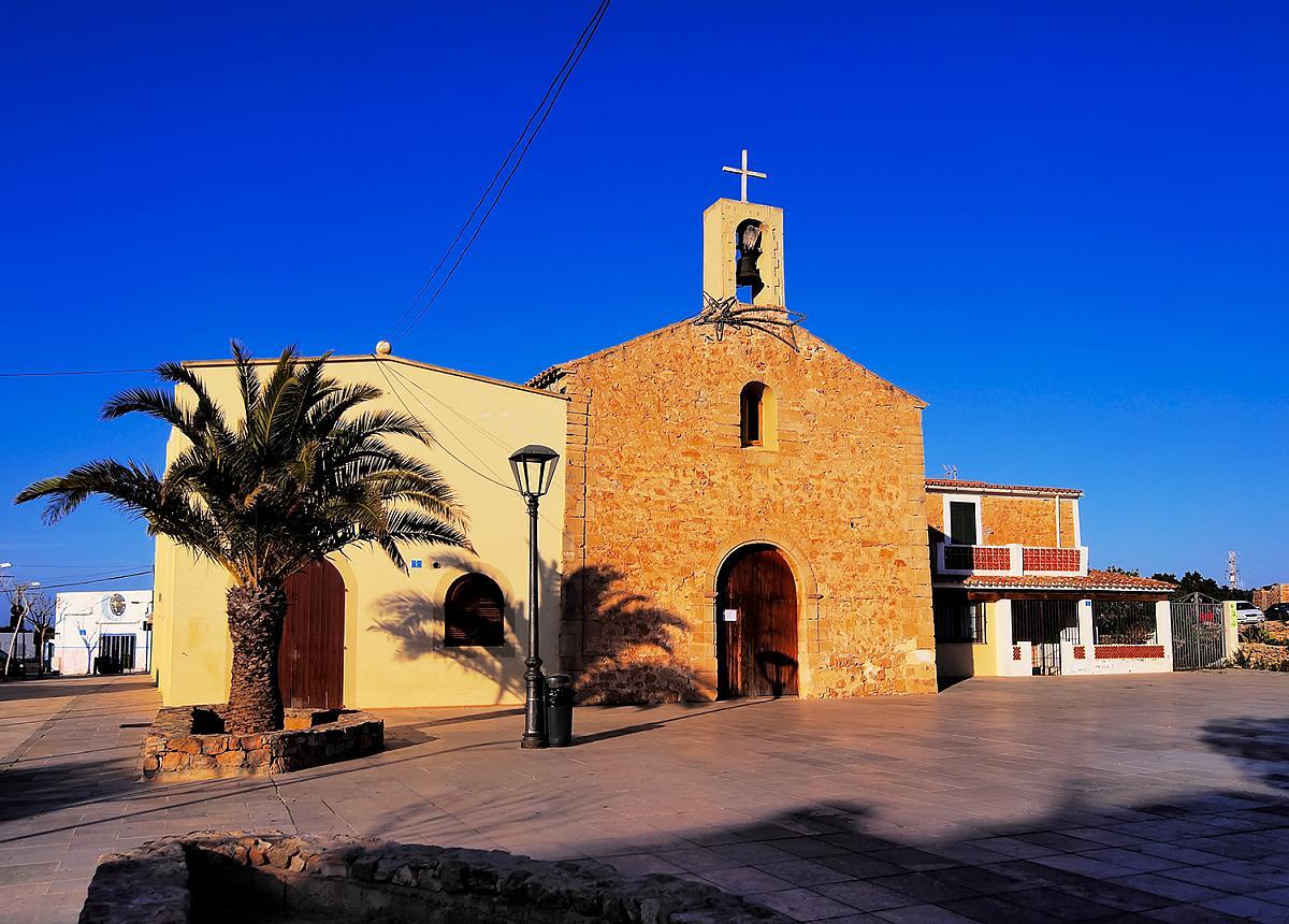 Kostelík Sant Ferran de ses Roques na Baleárech