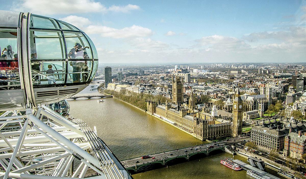 online chatování Londýn