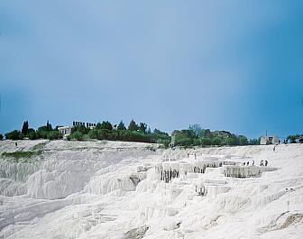 Pamukkale a Hierapolis