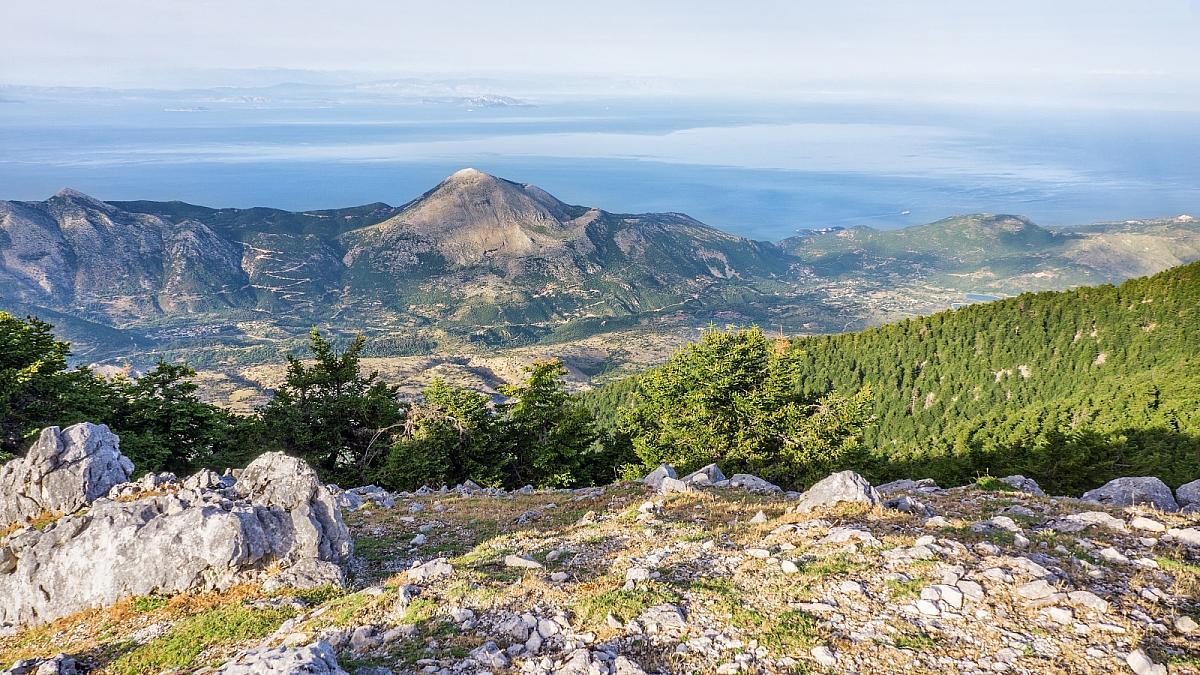 Pohoří Ainos