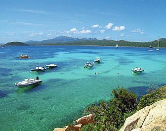 Costa Smeralda, celkový pohled