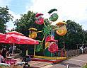 Dinopark Funtana, lunapark