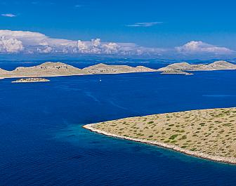 Kornati, Jaderské moře