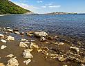 Mljet, pobřeží
