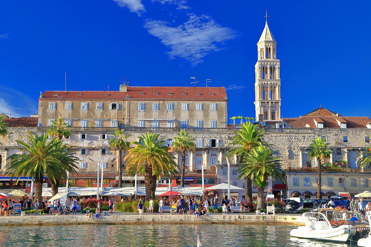 Split, Diokleciánův palác