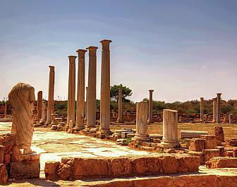Famagusta, Salamis