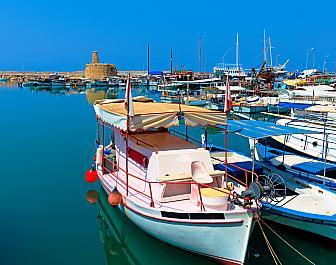 Kyrenia, přístav