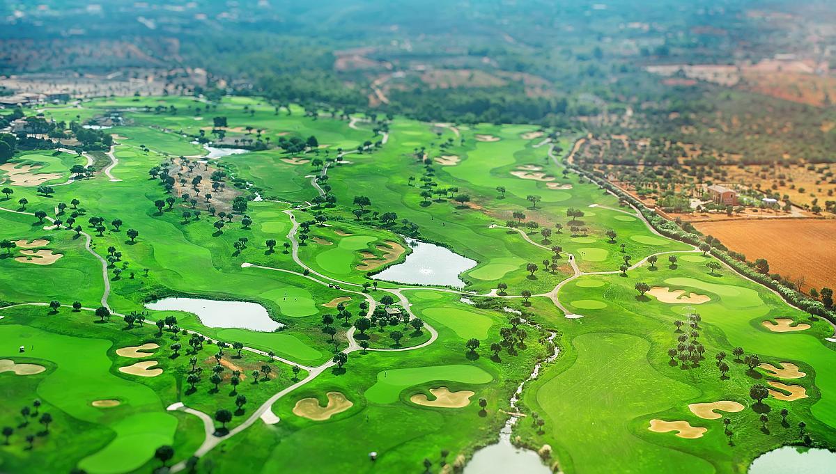 Golf na Mallorce