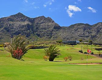 Golf na Tenerife