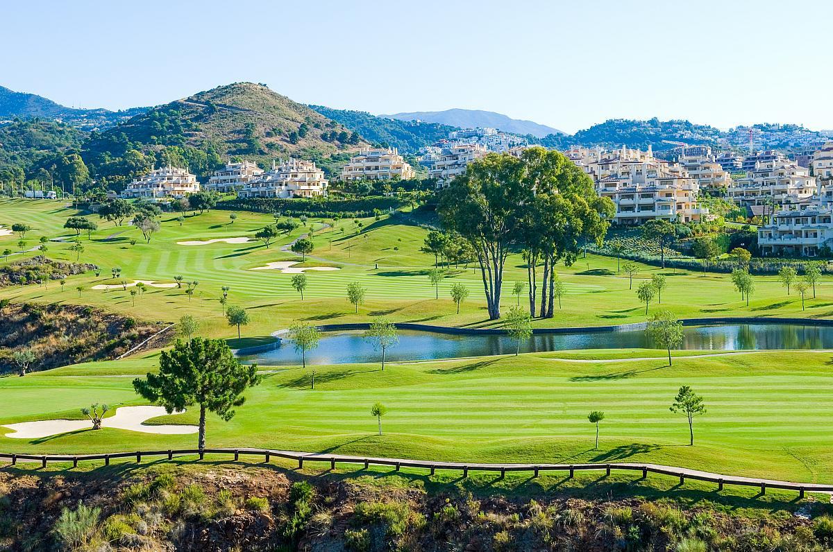 Golf v Andalusii