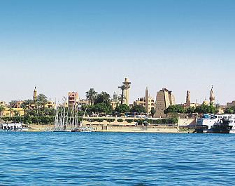 Nil, tepna Egypta